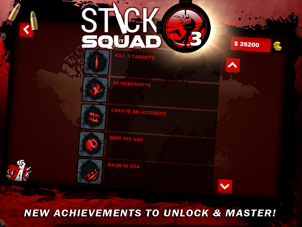 Stick Squad 3 - Modern Shooter Screenshot 16