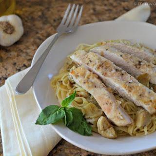 Marinated Artichoke Hearts Chicken Pasta Recipes