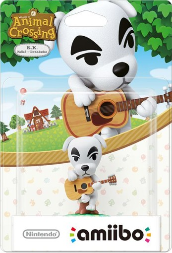 K.K. Slider packaged (thumbnail) - Animal Crossing series