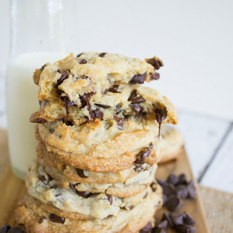 Egg-Free Chocolate Chip Cookies
