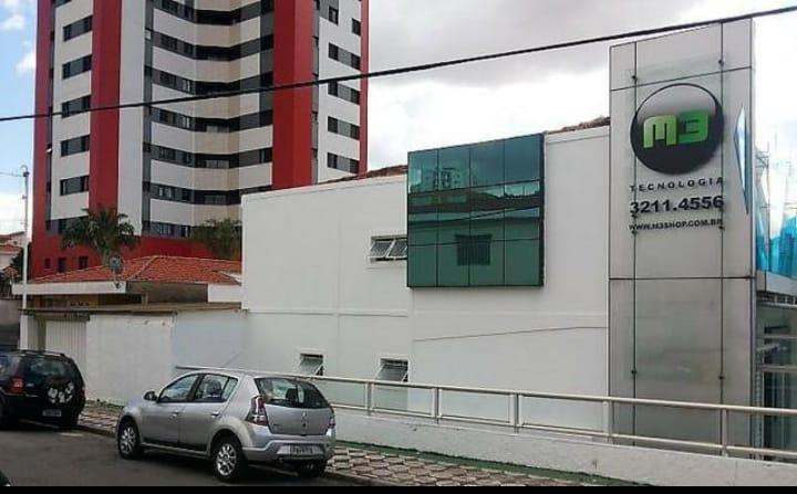 Sobrado para alugar, 200 m² por R$ 3.000/mês - Centro - Sorocaba/SP