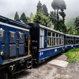 Joy Ride by Sagar Biswas - Transportation Trains