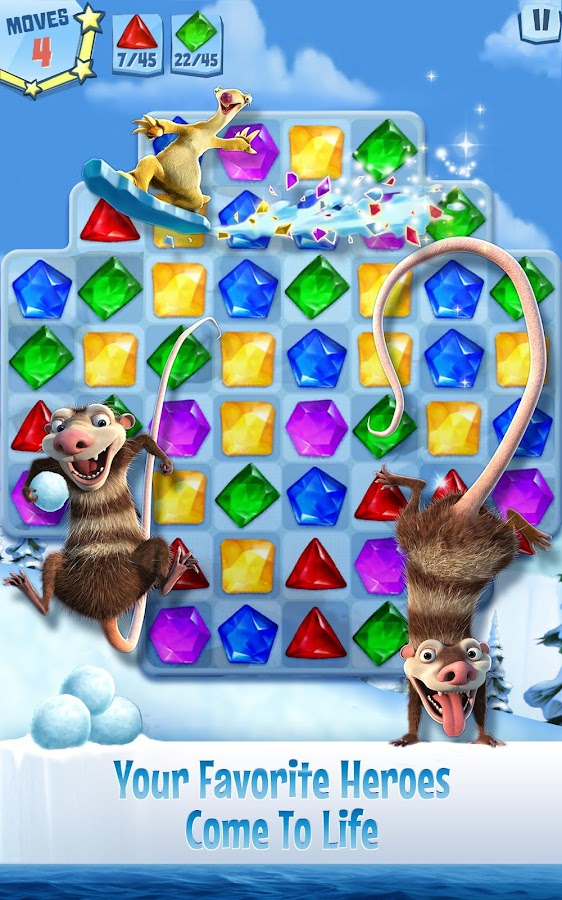 Ice Age: Arctic Blast Screenshot 7