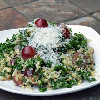 Kale Quinoa Salad (My Version of The Cheesecake Factory)