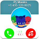 Call From Pj Masks Icon