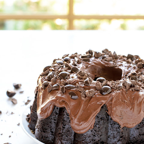 Sour Cream Mocha Cake Recipes — Dishmaps