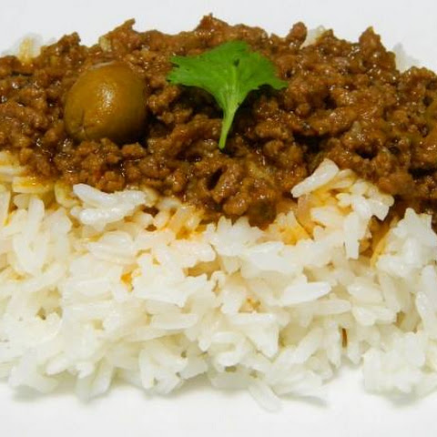 Ground Beef (Picadillo)