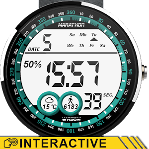 Cover art Digital One Watch Face