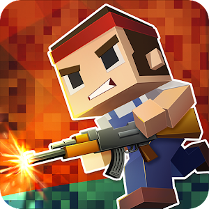 Pixel Shooting 3D For PC (Windows & MAC)