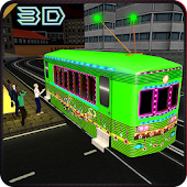 Download Party Tram Driver 2015 APK to PC