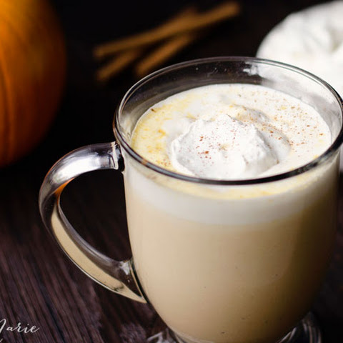 Warm Pumpkin Drink Recipes