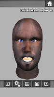 Screenshot of Warp My Talking Face: 3D Head