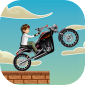 Download Fun Ben Motocross Run APK on PC