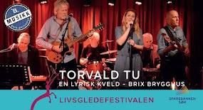 Musikalsk og lyrisk Torvald Tu kveld