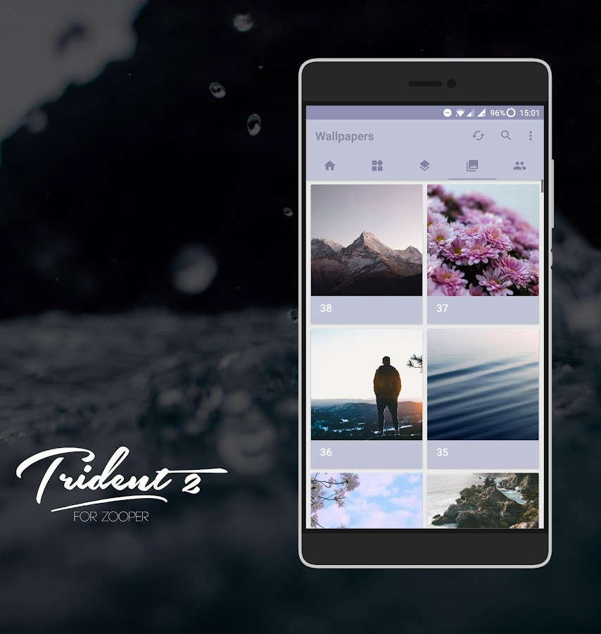 Trident 2 for Zooper Screenshot 6