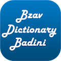 فهرههنگی بزاڤ - بادینی