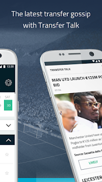 Goal.com APK screenshot thumbnail 5