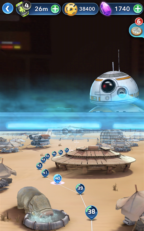 Star Wars: Puzzle Droids™ Screenshot 5