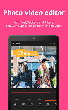 VideoShow- Video Editor, Music APK screenshot thumbnail 21