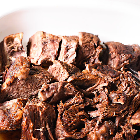 Pressure Cooker Balsamic Roast Beef
