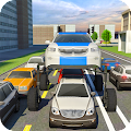 Game Elevated Car Driving Simulator: Modern Taxi Driver APK for Windows Phone