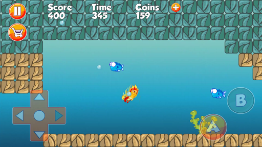 Super Slugs World Terras - screenshot