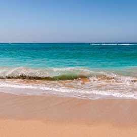 Nusa Dua Beach, Bali by Eduard Andrica - Landscapes Waterscapes