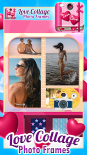Free Download Love Collage Photo Frames APK for Samsung