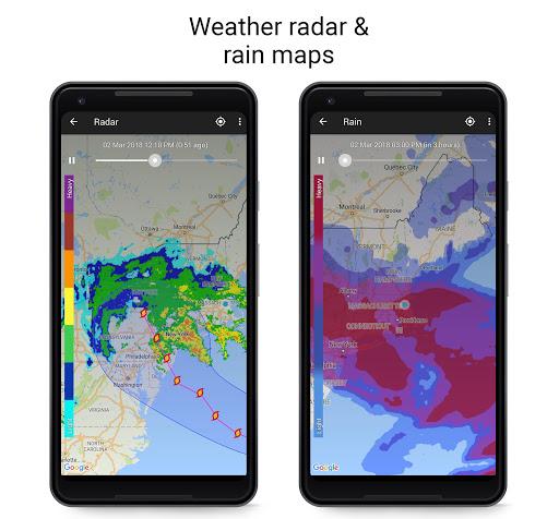 Weather Live Free screenshot 6