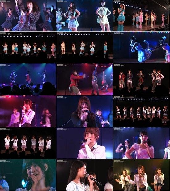 "(LIVE)(公演) AKB48 チームB ""パジャマドライブ"" 公演 140825 & 140905 & 140909"