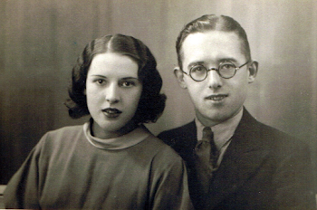 ​My Father and Mother, Childhood Sweethearts, 1931