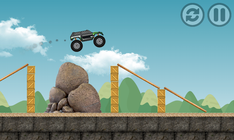 Mad Racing Screenshot 1