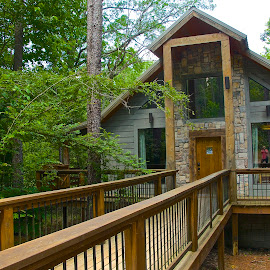 by Kathy Suttles - Buildings & Architecture Homes
