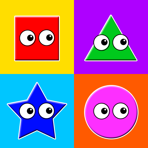 Learn Colors and Shapes for Toddlers