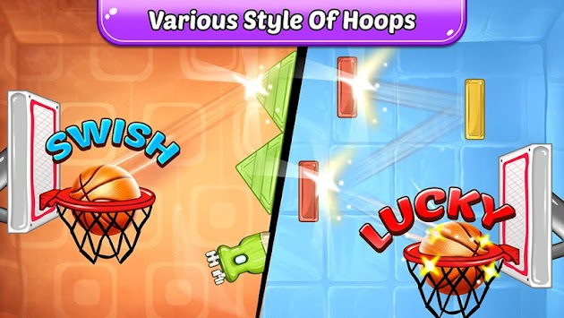 Basketball Superstar - Shoot Crazy Basket Hoops APK screenshot thumbnail 3