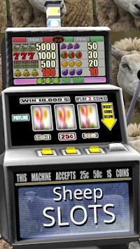 3D Sheep Slots - Free apk screenshot