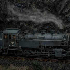 by Marko Paakkanen - Transportation Trains (  )