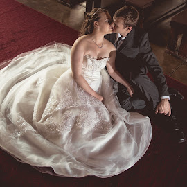 by Swan Photography - Wedding Bride & Groom