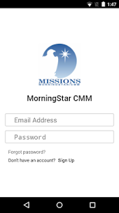 MorningStar CMM - screenshot