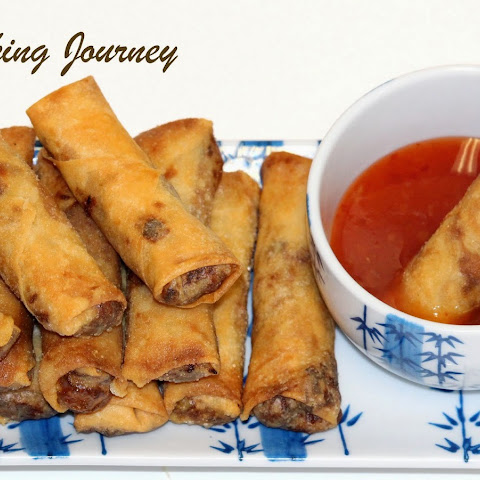 Spring Rolls – Vegetable and Tofu Spring Rolls
