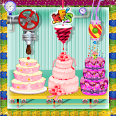 Free Download Wedding Party Cake Factory APK for Samsung