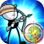 The Archers 3- Stickman Archer Icon