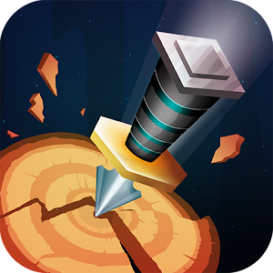 Knife Throw 3D For PC (Windows & MAC)