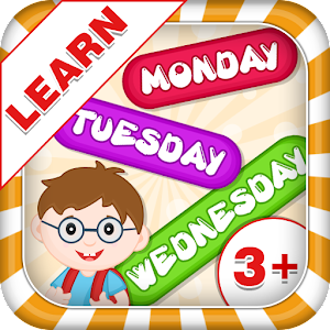 Learn Days Of Week - Kids Fun