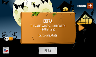 Screenshot of Hangman Deluxe Premium