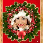 Merry XMas Frame Wallpaper Icon