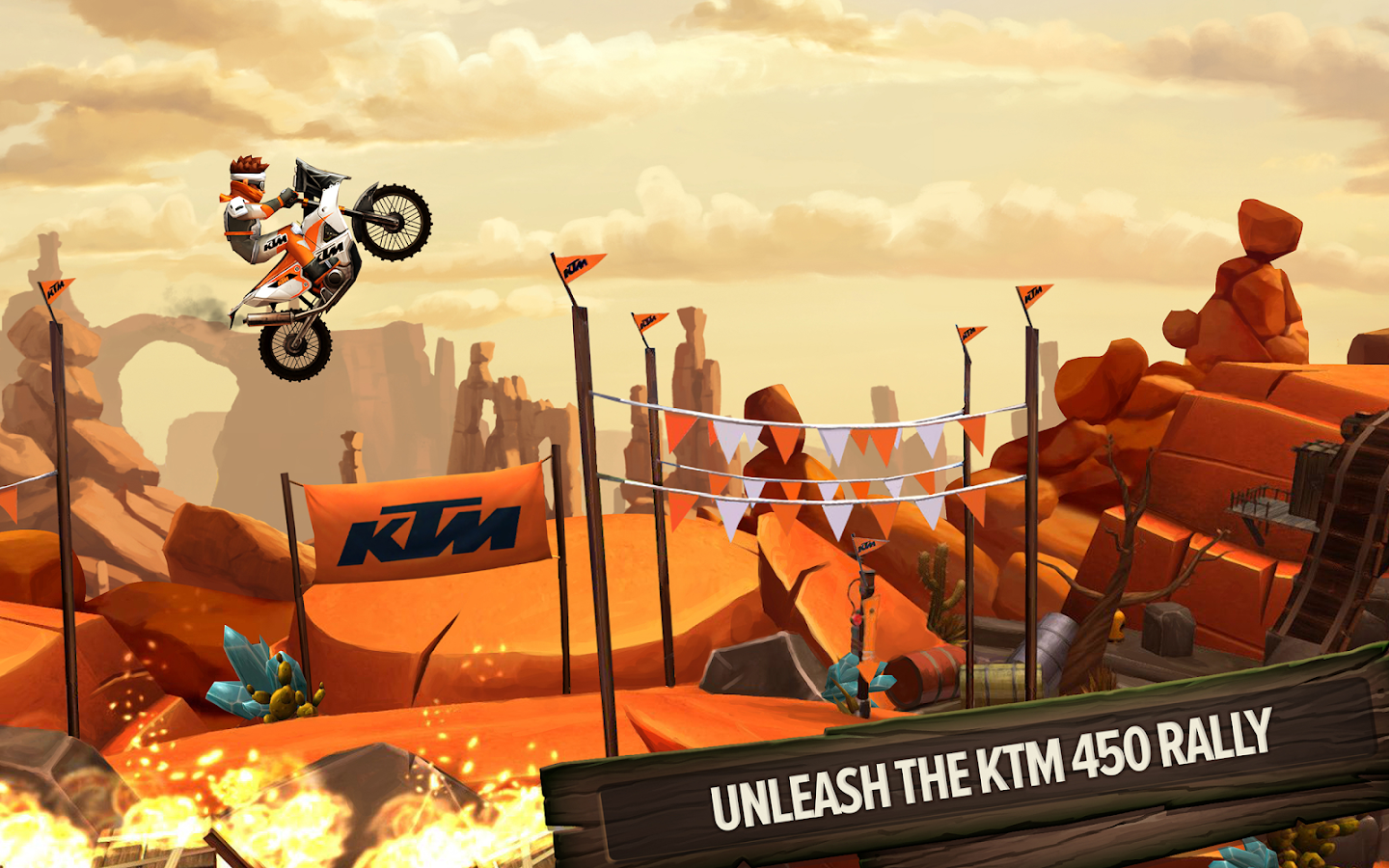 Trials Frontier Screenshot 7