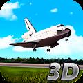 Game Space Shuttle Landing Sim 3D apk for kindle fire