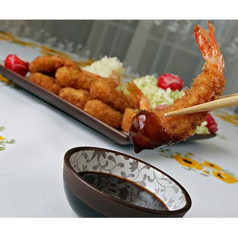 Panko Shrimp