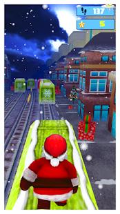 Santa Runner :Xmas Subway Surf